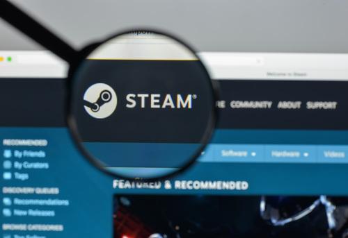 friend in Steam