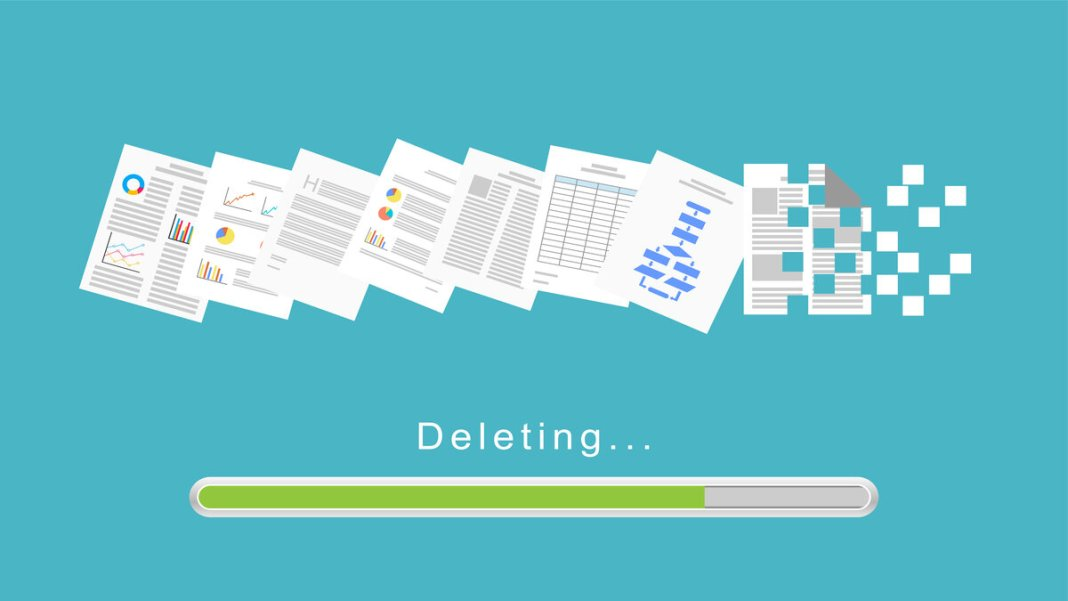delete pages in MS Word
