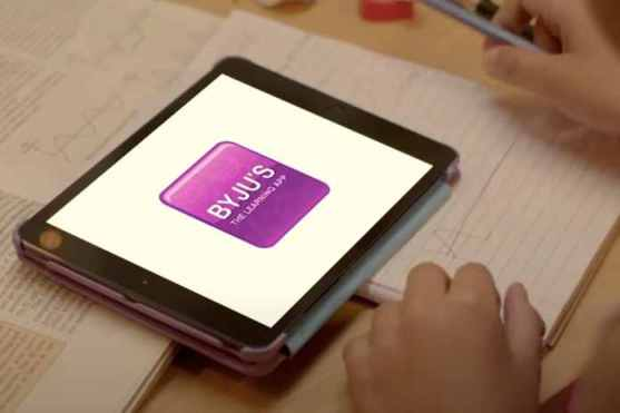 using byju's app