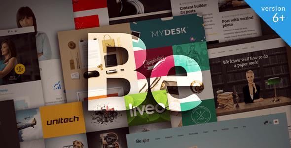 BeTheme Responsive Multi-Purpose WordPress Theme v6.6
