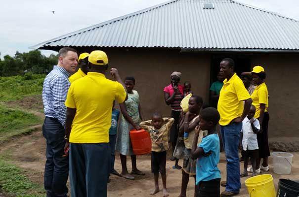 Simon Bransfield-Garth of Azuri in Kenya