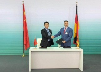 Huawei and Audi Sign Memorandum of Understanding