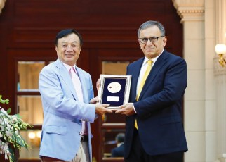 Huawei Recognizes Dr. Erdal Arikan, the Father of Polar Codes