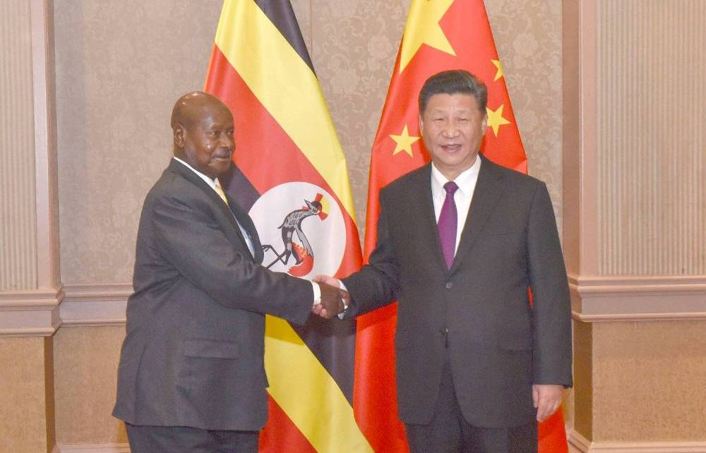 BRICS SUMMIT: Museveni-Xi Jinping talk Uganda Airline route opening in China