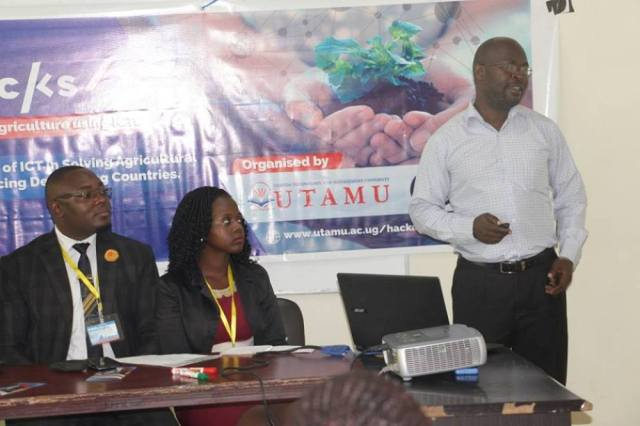 ICT students challenged to develop Apps for agricultural betterment