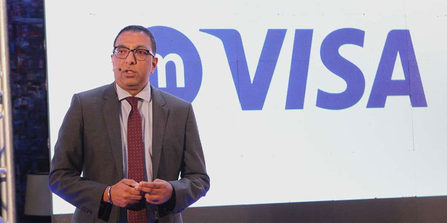 Visa and Branch in Microcredit Partnership for custom financing to merchants