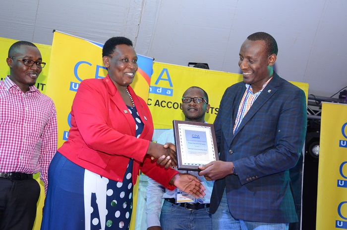 The National Social Security Fund (NSSF) Uganda has won the Finance Team of the Year Award, beating other institutions in Uganda with similar departments.