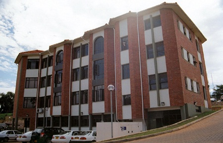 The headquarters of Uganda Wildlife Authority. It is one of the government agencies to be merged after the repealing or amendment of the Wildlife Act.