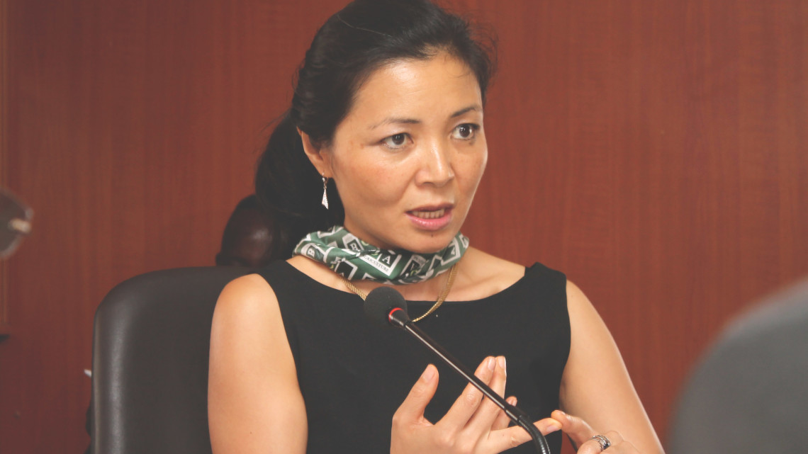 Atsuko Toda, Bank Director for Agricultural Finance and Rural Development