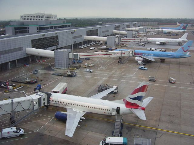 "But Gatwick announced on Thursday that ""all flights to and from Gatwick are currently suspended."