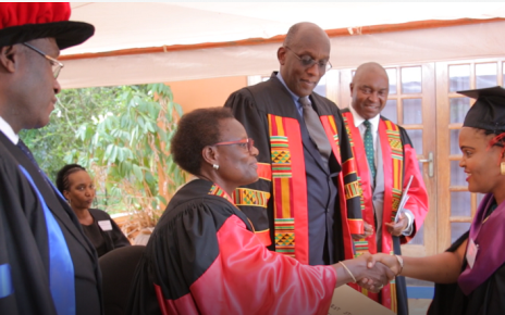 Virtual University of Uganda (VUU), one of Sub-Saharan Africa's first fully online university and Uganda's only fully online University has today conferred 20 candidates with awards for successfully completing courses studied.