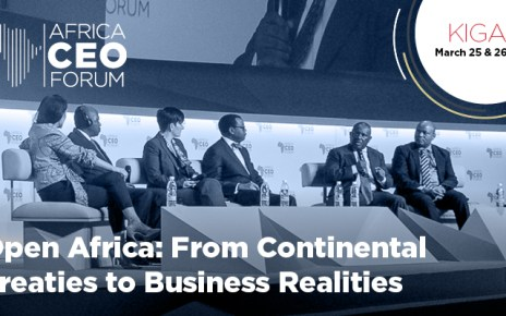 The Africa CEO Forum 2019 will unite its 1,500 participants around a real agenda for transformation