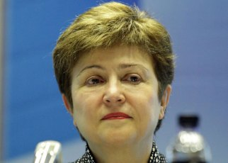 Kristalina Georgieva is Chief Executive Officer of the World Bank.
