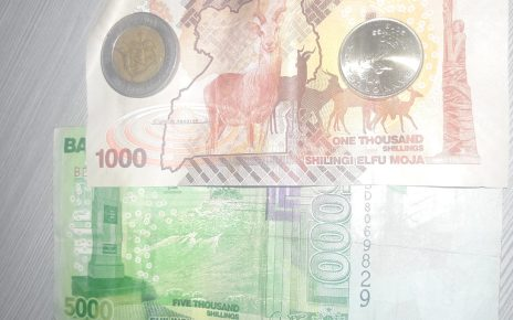 The shilling's trundle downwards continued for the third consecutive day in yesterday's session on the back of weakening sentiments and augmented demand for the greenback.