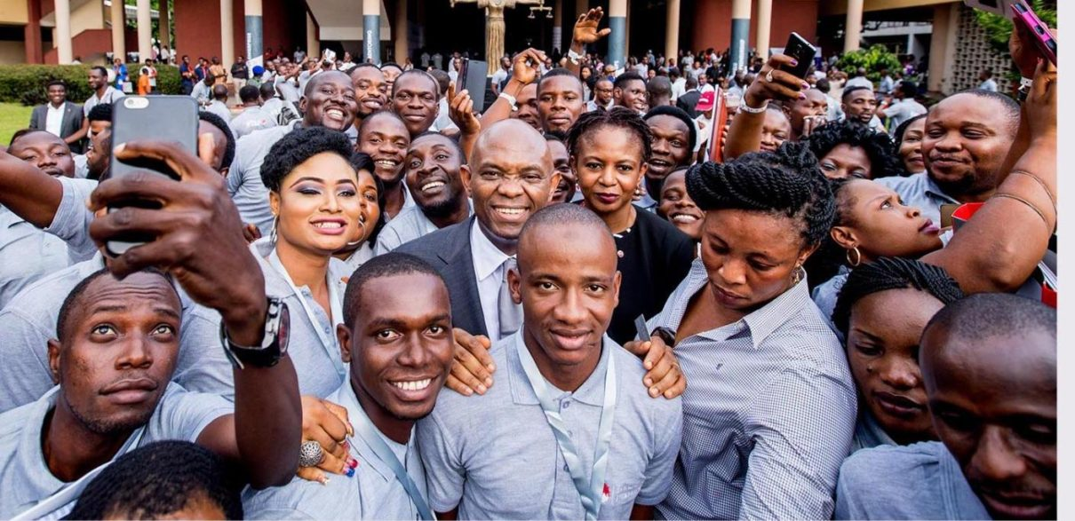Now in its 5th year, the TEF Entrepreneurship Programme has empowered 4,470 entrepreneurs,