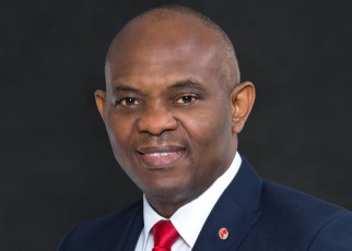 Nigerian entrepreneur and philanthropist Tony Elumelu