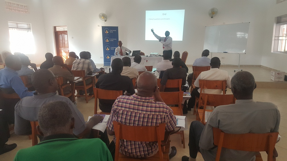 Priests of Mbarara Diocese in Western Uganda have been urged to embrace financial management as a means to grow and develop parish projects and drive accountability.