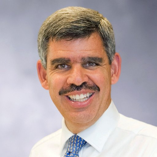 Mohamed A. El-Erian, Chief Economic Adviser at Allianz, was Chairman of US President Barack Obama's Global Development Council. He is the author, most recently, of The Only Game in Town: Central Banks, Instability, and Avoiding the Next Collapse.