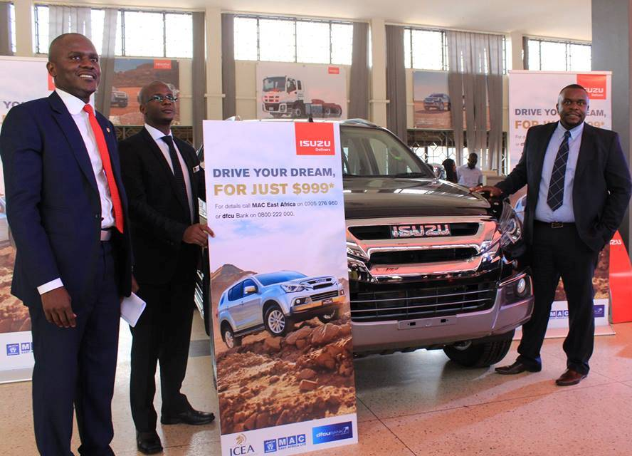 Under the partnership, the customer intending to own the vehicle is supposed to pay $999 on monthly basis, along with comprehensive Insurance and motor services for 12 months from ICEA.