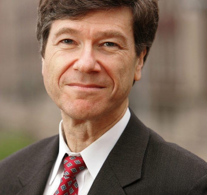 Jeffrey D. Sachs, Professor of Sustainable Development and Professor of Health Policy and Management at Columbia University, is Director of Columbia's Center for Sustainable Development.