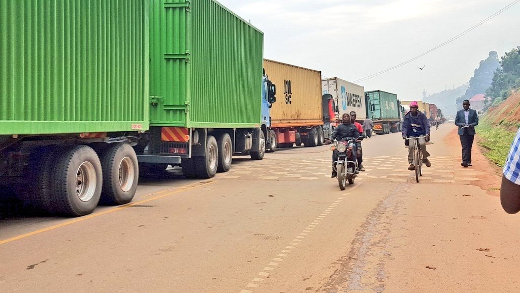 Mukwano Group of Companies has reported that since the Uganda – Rwanda border impasse begun, the company is stuck with over 10 trucks full of merchandise all destined for Rwanda.
