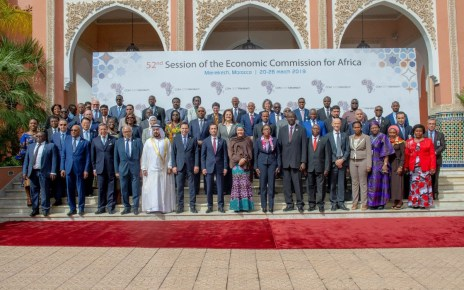 Economic Commission for Africa (ECA) Conference of Ministers (COM2019) which has concluded in Marrakech on Tuesday.