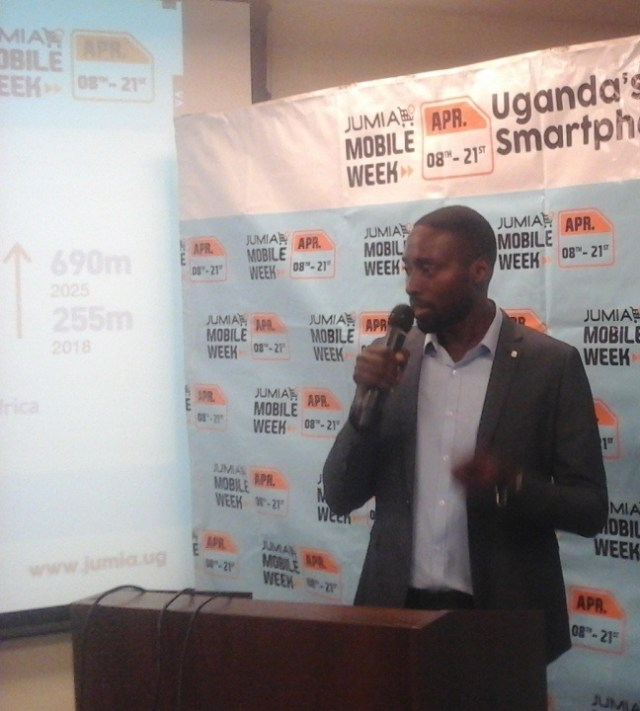 Jumia Uganda Chief Executive Officer Ron Kawamara attributed the low adoption rate to some government policies that make access to internet very expensive.