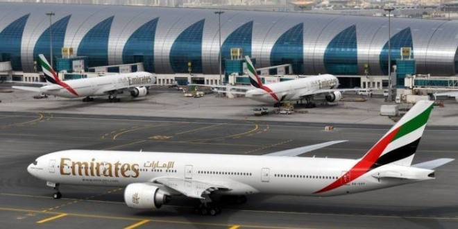 Emirates airline's profit slumped 69 per cent in the 2018-2019 financial year as the Dubai-based carrier faced higher fuel prices and slowing travel demand in regional economies.