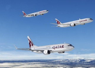 Qatar Airways will seek compensation from Boeing over the grounding of three 737 MAX aircraft by Air Italy, in which the Doha-based company is a major shareholder.