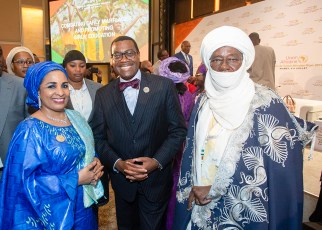 AU2019 - meeting of ECOWAS 1st ladies for combating early marriages and promoting girls education - high level panel (2)