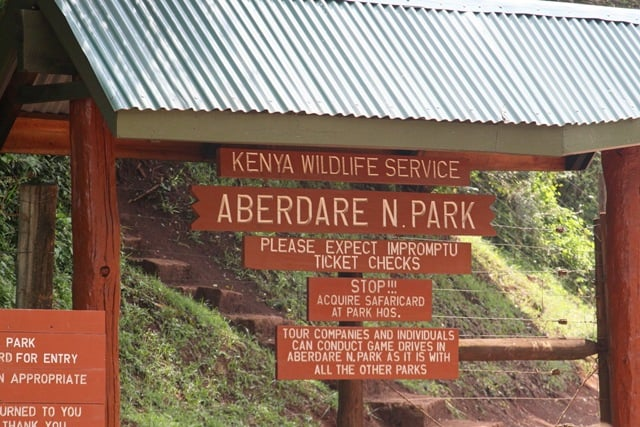Key tourist attractions include the Aberdare National Park and Mt Kenya ecosystem, Italian war memorial church that housed over 600 prisoners of war, Mau Mau shrines and Paxtu