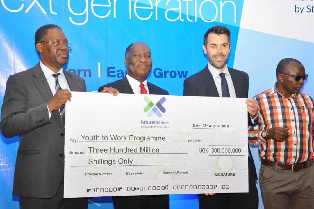 Programme to tackle youth employability challenge launched