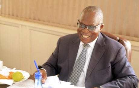 The Minister of Public Service Wilson Muruli Mukasa has said the government has not completely resolved on the matter of merging its parastatals but still studying it as some of them have accumulated debts while others need the laws that created them repealed in parliament.