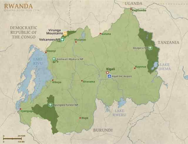 Rwanda is also keen on growing tourism receipts through the conference tourism sector.