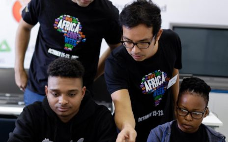 More than 1100 Kenyan teachers completed their digital skills training in August ahead of this year's Africa Code Week (ACW), which will take place across the continent in October.