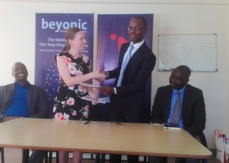 Beyonic Limited has become the latest company to partner with Interswitch Uganda in a bid to include a push and pull to the bank option for their customers.