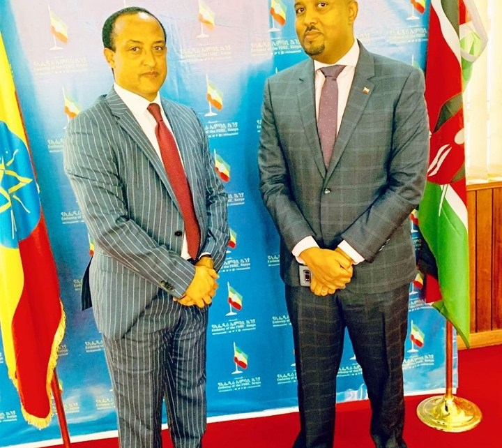 Somaliland and Ethiopia are looking at improving the trade ties between the two countries so that both can benefit.
