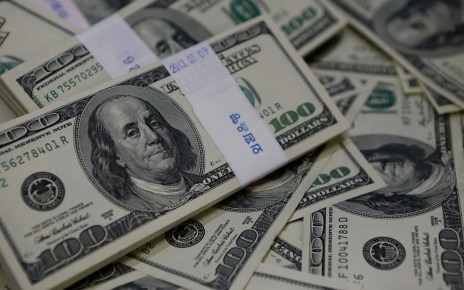 The Uganda shilling traded within confined ranges against the U.S. dollar on Monday as foreign currency flows evened out.