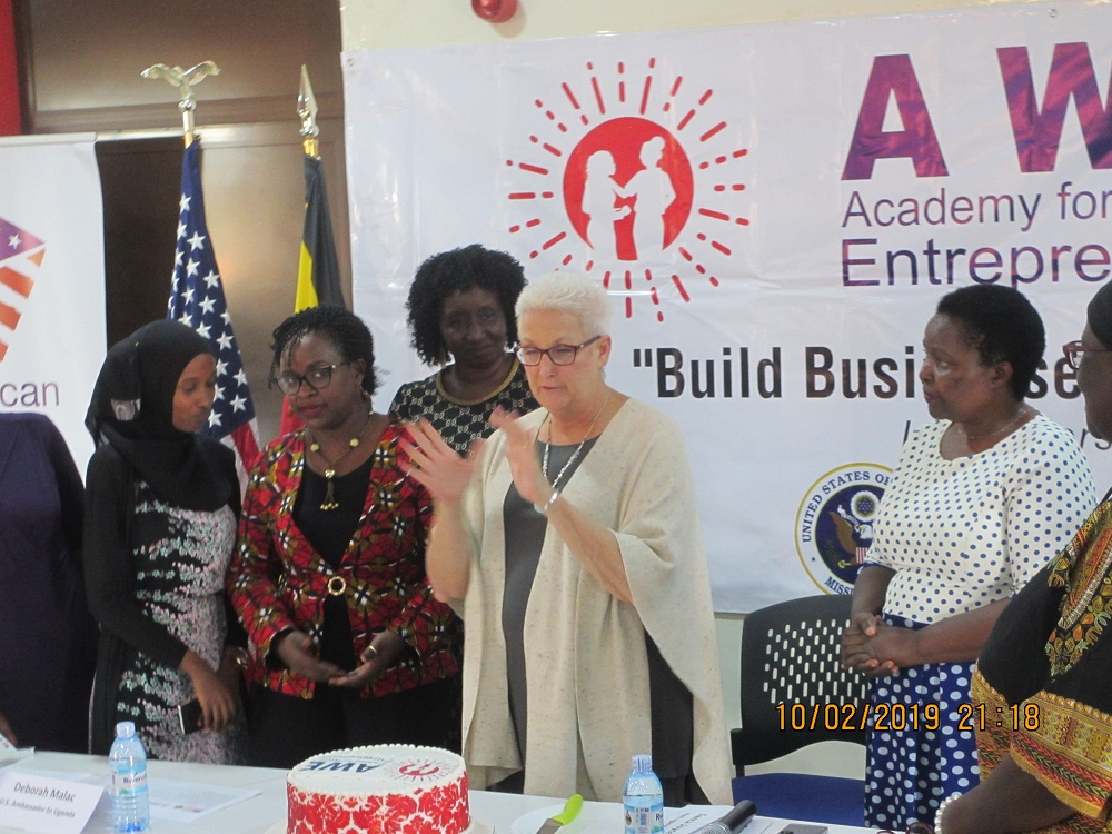 United States starts an academy to empower women entrepreneurs in Uganda