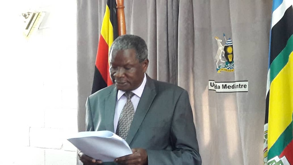 Uganda's State Minister for Internal Affairs Mario Obiga Kania has issued a directive dis-continuing the operations of over 10,000 Non-Governmental Organizations across the country that have failed to validate their operating licenses or permits.