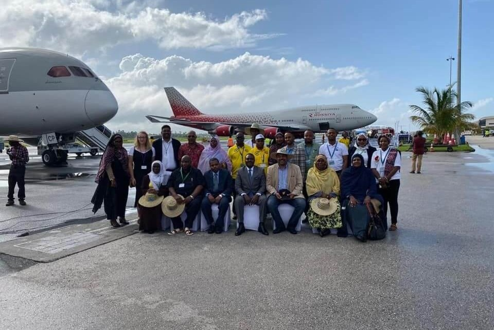 Zanzibar has started to receive a weekly flight from Moscow throughout the European winter season, operated with a Boeing B747 of Russiya Airlines.
