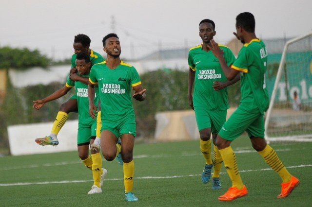 Somaliland has no national team nor a national league.