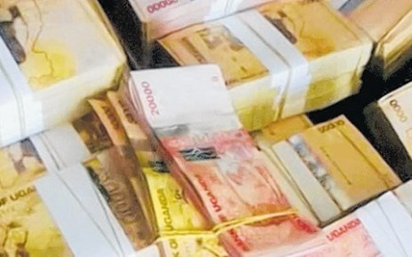 The Uganda shilling erased some of its previous day's losses in Wednesday's trading session to close a tad stronger versus the dollar.