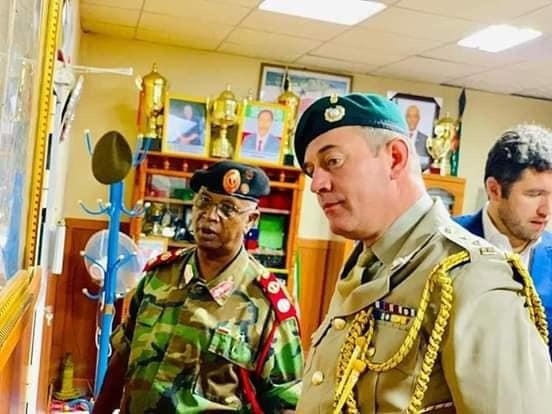 The United Kingdom and Somaliland are seeking ways with which they can partner to improve security in the Horn by building the capacity of the defence forces.