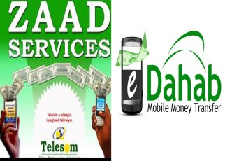 Somaliland government has launched an e-shilling service as the new mode of paying civil servants salaries.