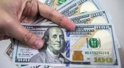 Dollar gives up gains as traders raise bets on Fed rate cut