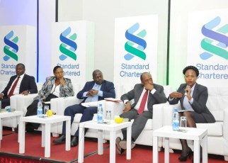 Standard Chartered Bank Uganda organized a Manufacturers' Business Forum for over 150 manufacturers' and various stakeholders with the aim of providing a platform for market players to network, share forward-looking insights and best practices.