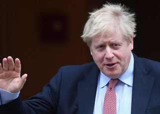 Boris Johnson today dramatically announced he is suffering from coronavirus - but insisted he is still determined to lead the UK battle against the crisis.