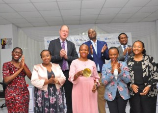 Stanbic Bank has yesterday joined the Uganda Securities Exchange (USE) and over 90 securities exchanges across the world to mark International Women's day by ringing their market opening or closing bell to draw attention to the critical role that business and markets can and must play in tackling gender inequalities.