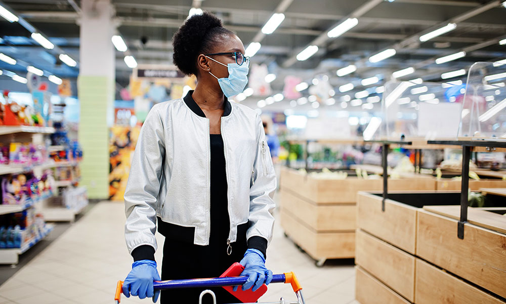 COVID-19 CREATES FUNDAMENTAL SHIFTS IN AFRICA'S CONSUMERS